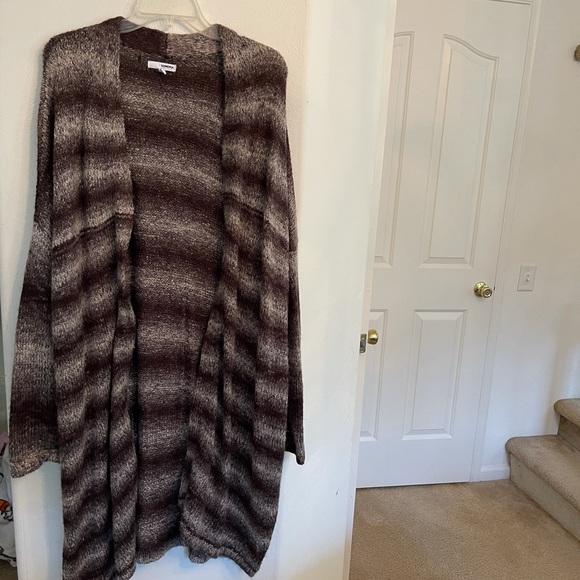Brown sweater 2x
